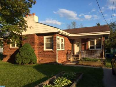 Mount Ephraim Single Family Home ACTIVE: 1128 W Kings Highway