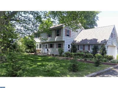PA-Bucks County Single Family Home ACTIVE: 721 Washington Crossing Road