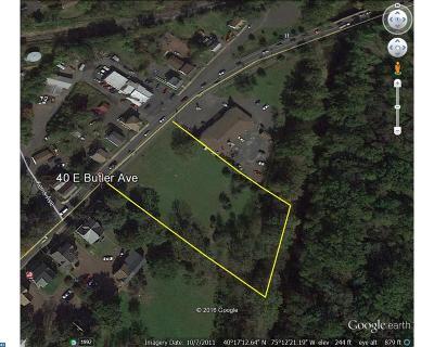 PA-Bucks County Residential Lots & Land ACTIVE: 40 E Butler Avenue