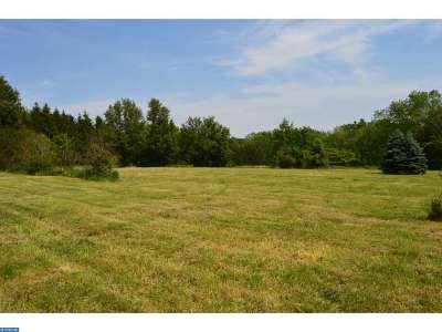 PA-Bucks County Residential Lots & Land ACTIVE: 1406 Wrightstown Road