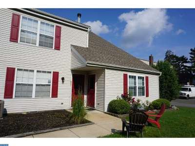 Woodbury Heights Condo/Townhouse ACTIVE: 433 Glassboro Road