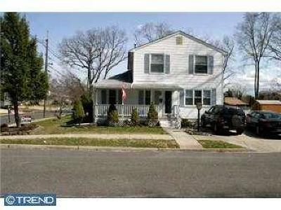 Runnemede Single Family Home ACTIVE: 202 Forrest Avenue