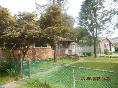 Pennsauken Multi Family Home ACTIVE: 2634 Powell Avenue
