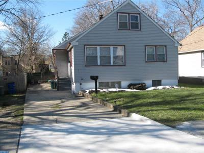 Claymont Single Family Home ACTIVE: 122 Pennsylvania Avenue