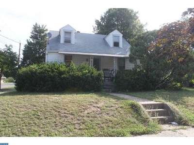Riverside Single Family Home ACTIVE: 301 Rancocas Avenue