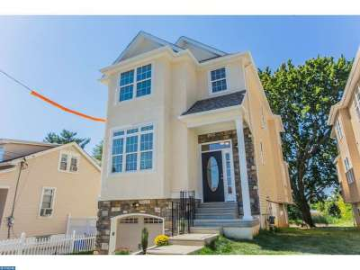Bustleton Single Family Home ACTIVE: 1627 Emerson Street