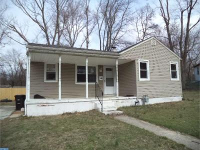 Woodbury Heights Single Family Home ACTIVE: 105 Wentz Avenue