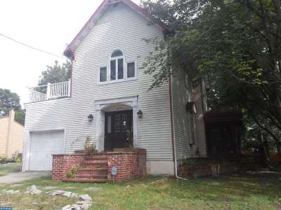 Lindenwold Single Family Home ACTIVE: 231 State Avenue