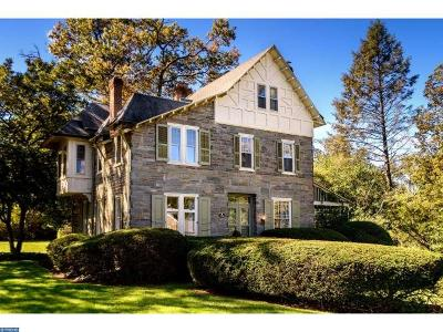 PA-Montgomery County Single Family Home ACTIVE: 8400 Ardmore Avenue