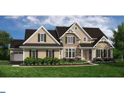 Chadds Ford PA Single Family Home ACTIVE: $779,900