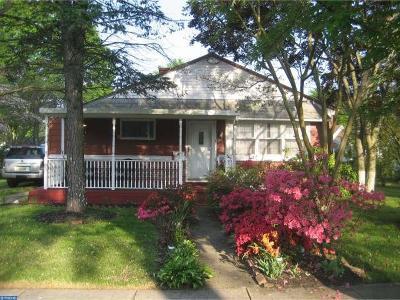 Runnemede Single Family Home ACTIVE: 26 Payne Avenue