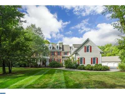 Princeton Single Family Home ACTIVE: 23 Birchwood Drive
