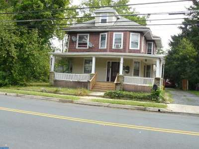 Hightstown Single Family Home ACTIVE: 409 Main Street