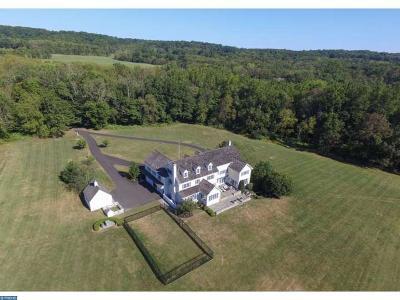 PA-Bucks County Single Family Home ACTIVE: 6350 Pidcock Creek Road