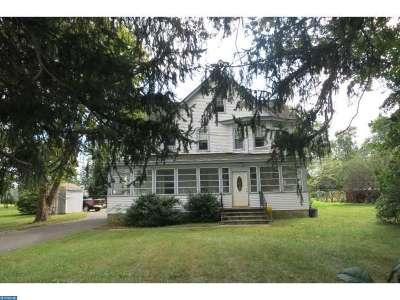 Bordentown Single Family Home ACTIVE: 335 Ward Avenue