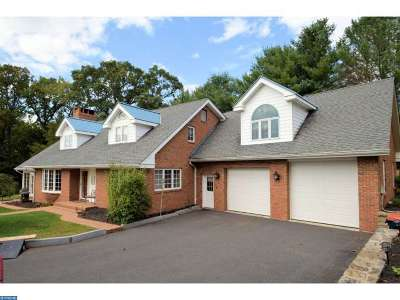 PA-Bucks County Single Family Home ACTIVE: 3022 Fretz Valley Road