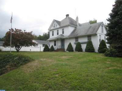 Woodbury Heights Single Family Home ACTIVE: 450 Linden Avenue
