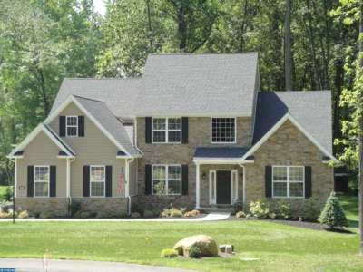 PA-Bucks County Single Family Home ACTIVE: Lot 4 Frogtown Road