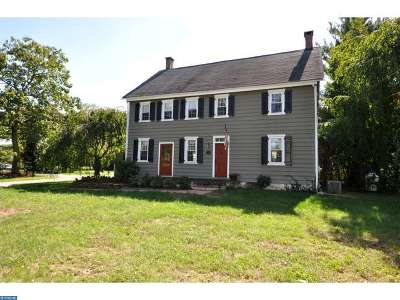Chesterfield Single Family Home ACTIVE: 31 Waln Road