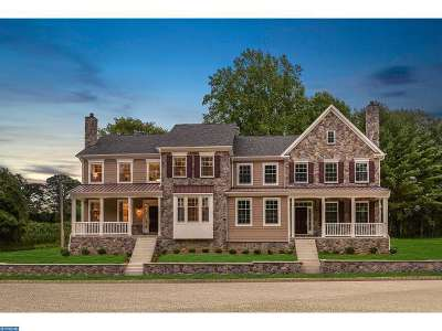 West Chester Single Family Home ACTIVE: 1104 Bordley Lane