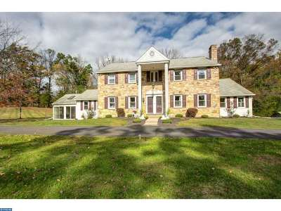 Solebury PA Single Family Home ACTIVE: $650,000