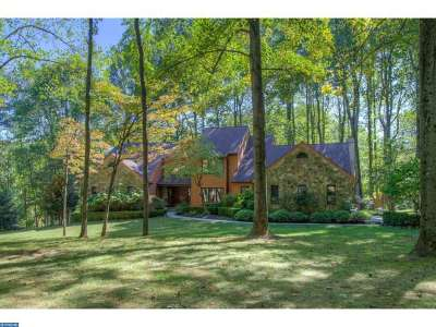 Chadds Ford PA Single Family Home ACTIVE: $879,500