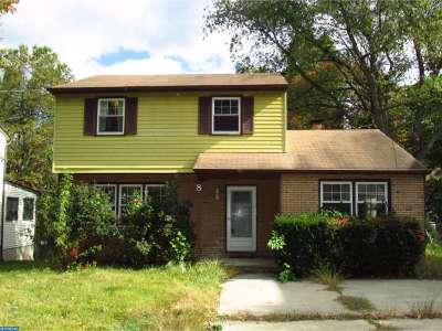 Cherry Hill, Marlton, Evesham Twp, Voorhees, Haddon Heights, Haddonfield, Haddon Township, Collingswood, Audubon, Mount Laurel, Moorestown, Maple Shade Single Family Home ACTIVE: 8 Coles Avenue