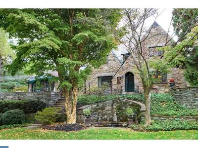 Philadelphia PA Single Family Home ACTIVE: $1,223,000