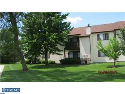 Evesham NJ Condo/Townhouse Sold: $124,900