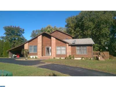 Millville Single Family Home ACTIVE: 33022 Deer Trail Road