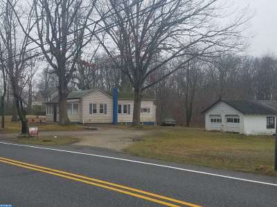 Swedesboro Single Family Home ACTIVE: 309 Woodstown Road