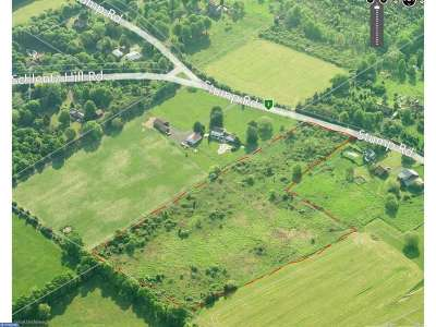PA-Bucks County Residential Lots & Land ACTIVE: 6575 Stump Road