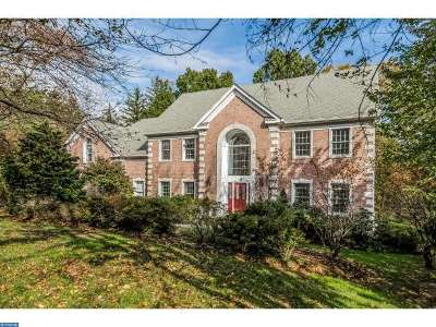Lawrenceville Single Family Home ACTIVE: 1 Landfall Lane