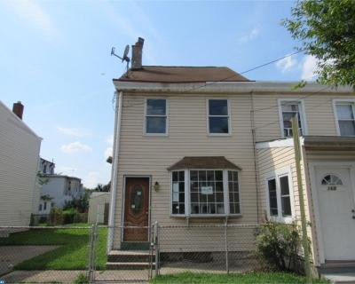 Gloucester City Single Family Home ACTIVE: 171 S Burlington Street