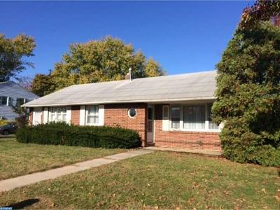 Glassboro Single Family Home ACTIVE: 503 Ellis Street
