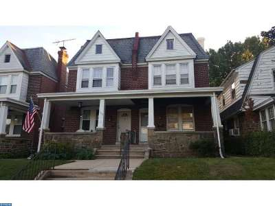 Norristown Single Family Home ACTIVE: 1234 W Marshall Street