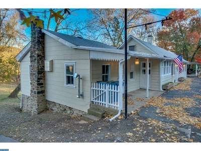 New Hope Single Family Home ACTIVE: 4867 River Road