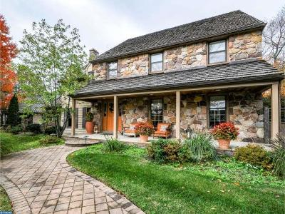Moorestown Single Family Home ACTIVE: 577 Sentinel Road