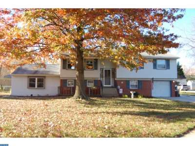 Cinnaminson Single Family Home ACTIVE: 3108 Concord Drive