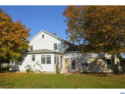 Hartly Single Family Home ACTIVE: 1950 Pearsons Corner Road