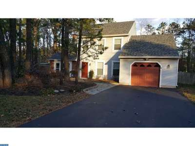 Evesham NJ Single Family Home Sale Pending: $314,900