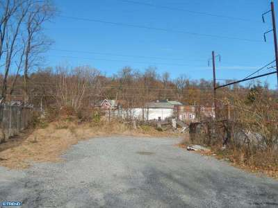 Coatesville Residential Lots & Land ACTIVE: 601 Merchant Street