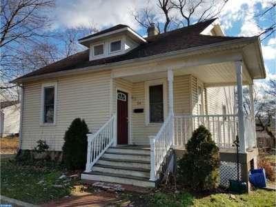 Lawnside Single Family Home ACTIVE: 26 E Phoenix Avenue