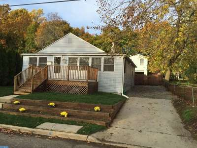 West Deptford Twp Single Family Home ACTIVE: 36 1st Avenue