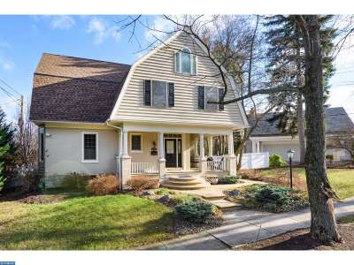 Wyomissing Single Family Home ACTIVE: 19 Berks Place