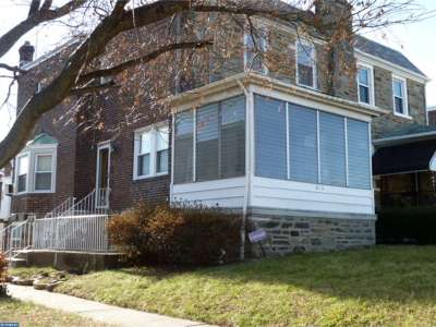 Yeadon Single Family Home ACTIVE: 818 Darnell Avenue