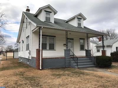 Riverside Single Family Home ACTIVE: 228 Rancocas Avenue
