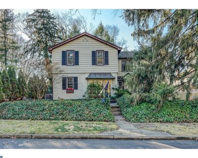 Wenonah Single Family Home ACTIVE: 11 Jackson Avenue