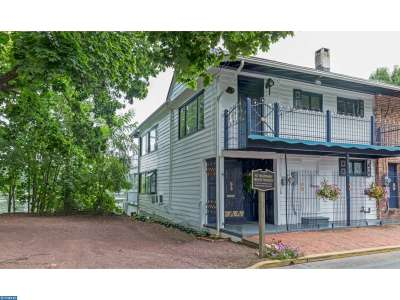 PA-Bucks County Single Family Home ACTIVE: 8 Waterloo Street