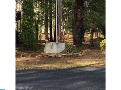 Lewes Residential Lots & Land ACTIVE: 12 S Conley Circle